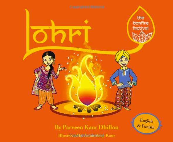Lohri: The Bonfire Festival Book