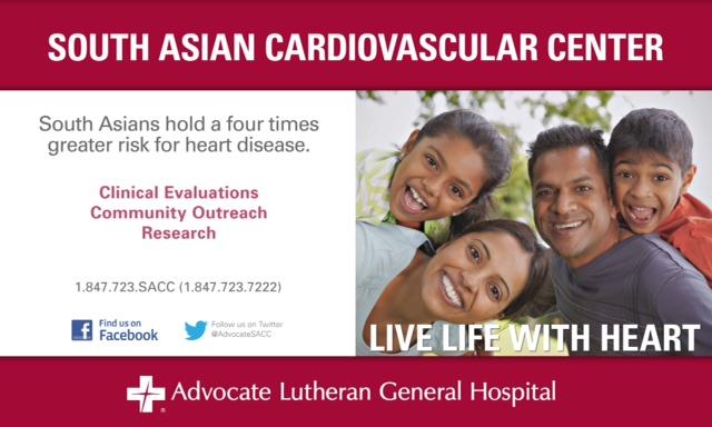 The South Asian Cardiovascular Centre