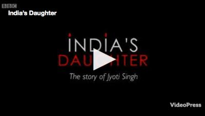 screen shot of India's daughter opening scene.