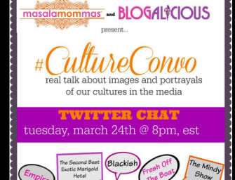 Talking about Culture in Media: Twitter Chat