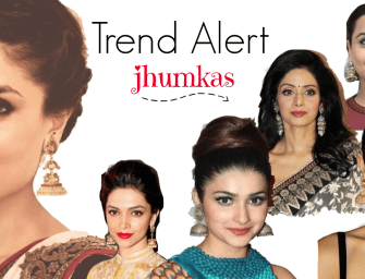 How Do You Style Your Jhumka?