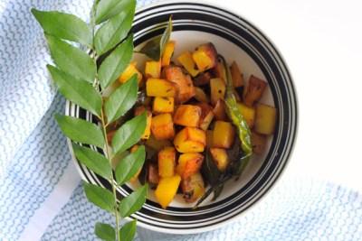 potato meal in bowl