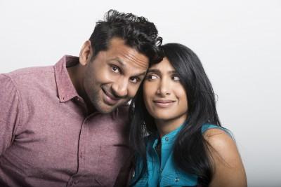 Meet the Patels stars