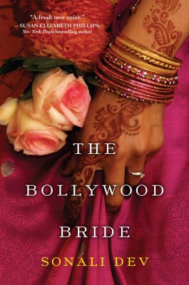 THE BOLLYWOOD BRIDE cover
