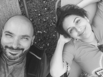 David Fernandes and Sarah Kapoor(1)