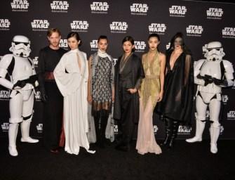 'Star Wars' Fashion Hits the Runway