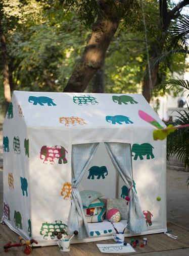 Hathi mere sathi tent