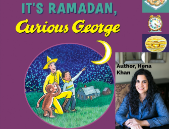 Curious George Helps a Friend Celebrate Ramadan