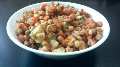 Cholay Chaat