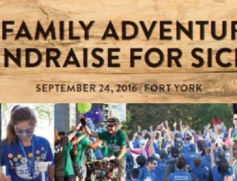 Why I Am Supporting the Walk For SickKids