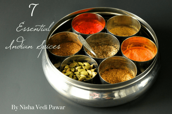 7 Essential Indian Spices | masalamommas