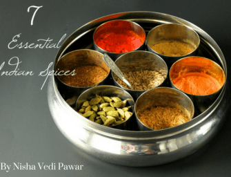 7 Essential Indian Spices