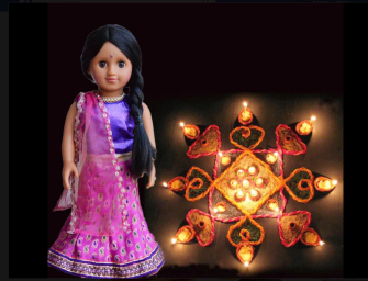 Indi Doll: An Indian Doll Series