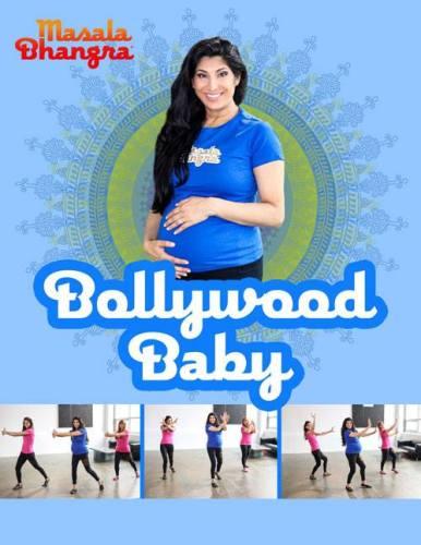 Sarina Jain baby workout