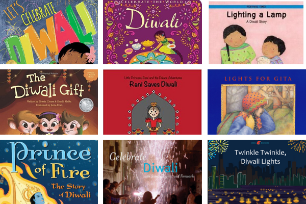 10 Diwali books for kids