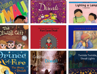10 Kids Books To Share The Story of Diwali