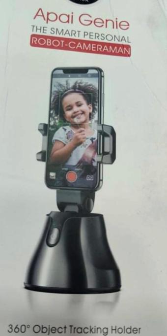 Smart Phone Robert Camera Man