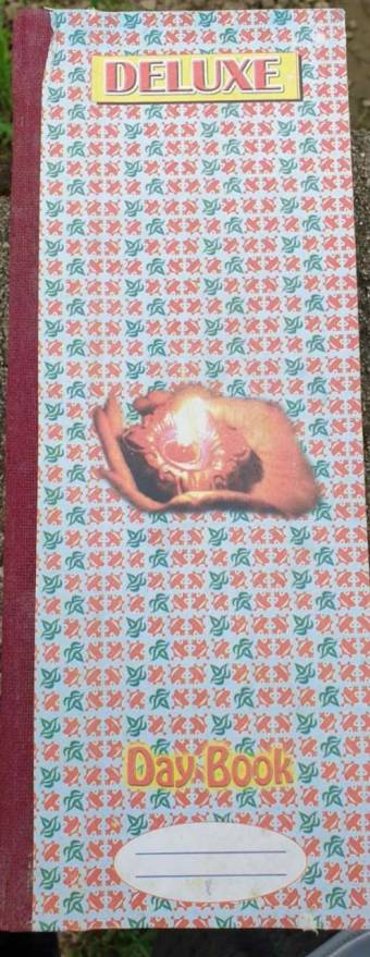 Day Book (3 Number) (72 pcs) See other price are in description