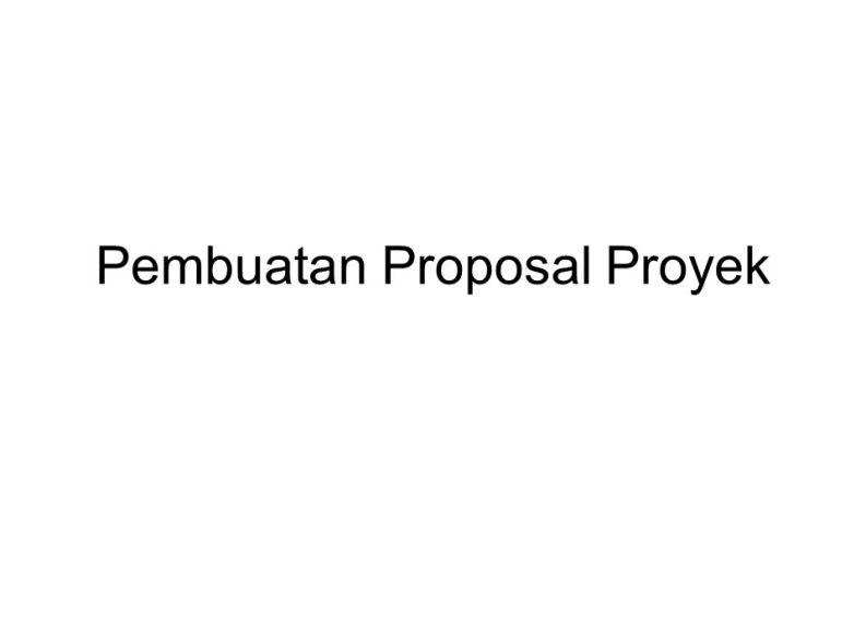 Tugas 4 MPPL – Proposal SPMM