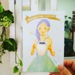 水瓶座新月のメッセージ「どんな自分も愛そう、ぜんぶ。」人と違う所は才能だ!