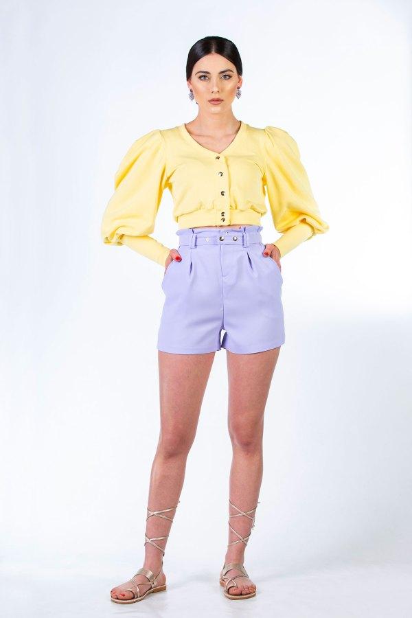 shorts lilla