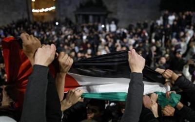 La identidad de Jerusalén se defiende y preserva con la lucha, no mendigando al colonialista sionista
