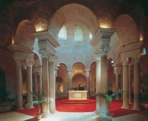 Mausoleo de Santa Constanza de Roma.