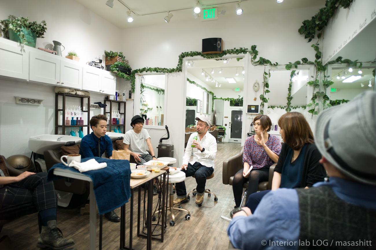 San Francisco サンフランシスコ 美容師