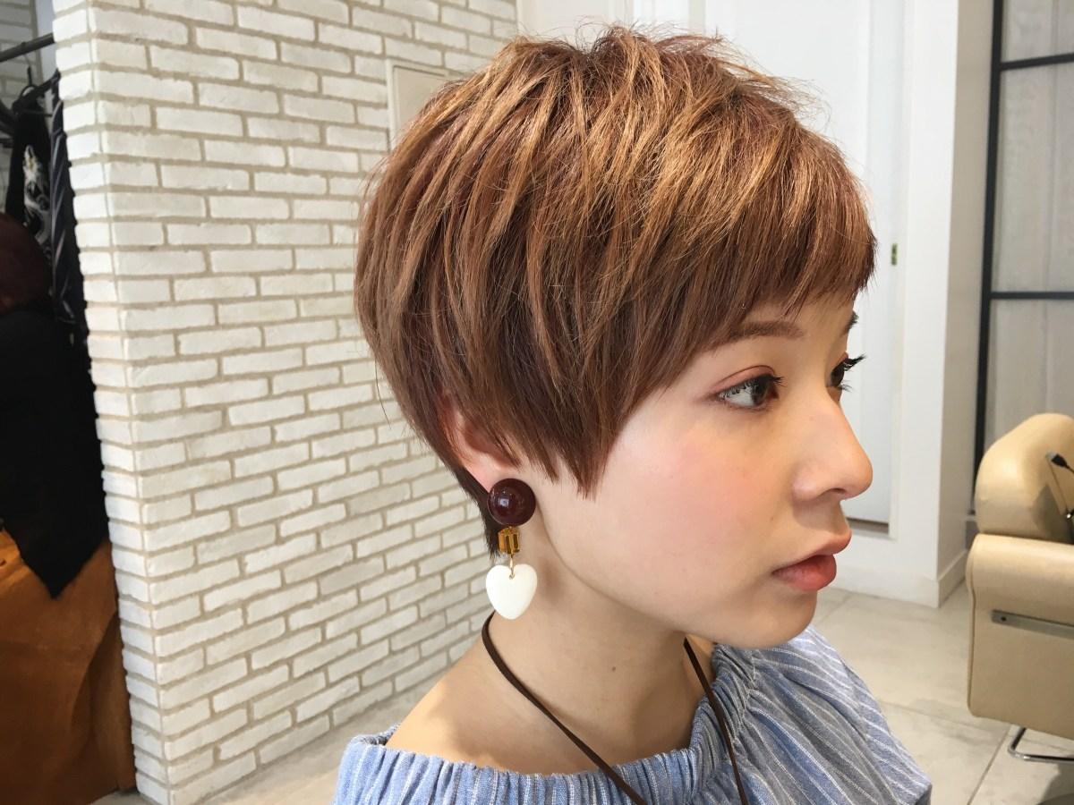 2018年のモテ髪はかわいいのだぁ!ショートカットが流行るのだ!