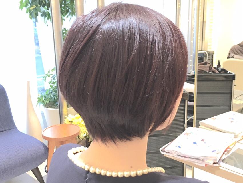 2018年流行るショートヘアは?暖色系カラーが人気上昇中!