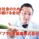 偽薬を社会のために作り続ける会社『プラセボ製薬』