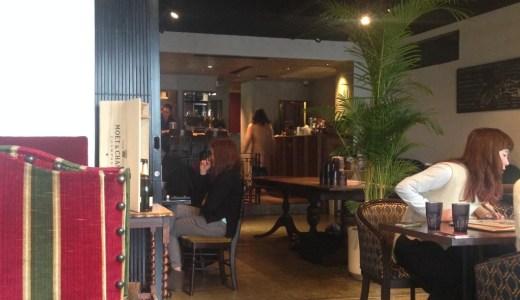 天神SUZU CAFEスズカフェとろとろオムライス ランパス#1