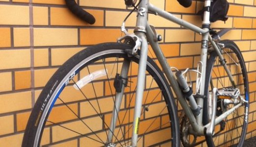 春に向けロードバイクのバーテープとペダル(片面SPD)交換