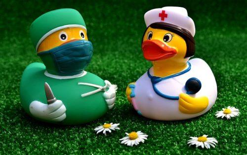 子供の入院付き添いでストレスをためない5つの方法