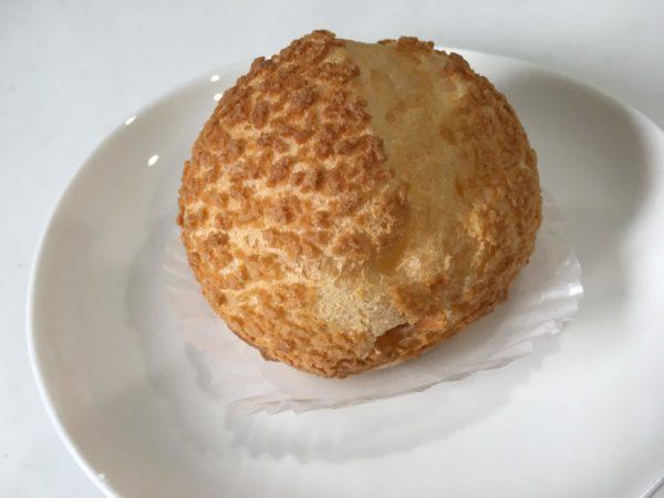 エクレールのクッキーシュー