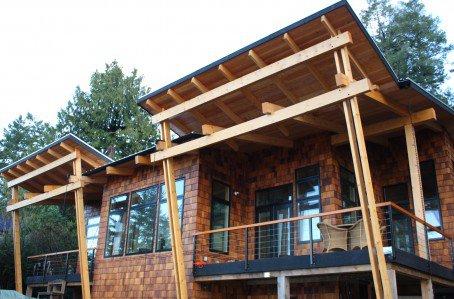 Rumah kayu rumah impian