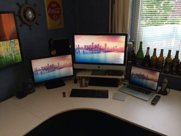Desain Ruang Kerja Pengguna Macintosh - Ruang kerja pengguna Apple Mac Computer - Maarten16