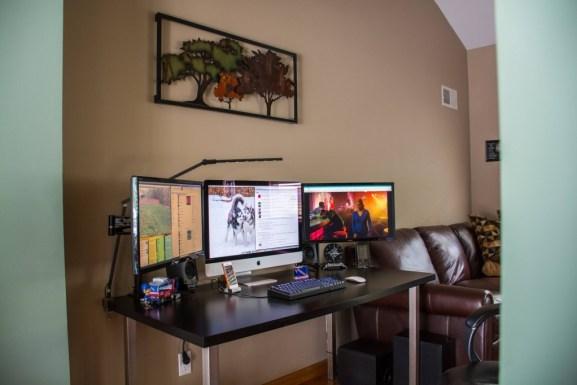 Desain Ruang Kerja Pengguna Macintosh - Ruang kerja pengguna Apple Mac Computer - NYR99