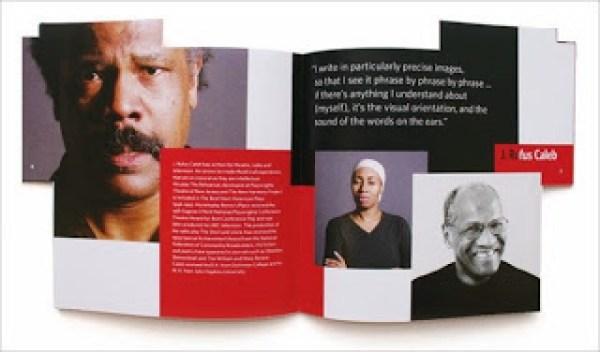 Contoh desain brosur desain kreatif - Pew Center for Arts & Heritage 4