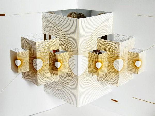 Contoh Desain Brosur Pop Up 3D Kreatif Atraktif - Desain Brosur Pop Up - San Martino Company Profile 2