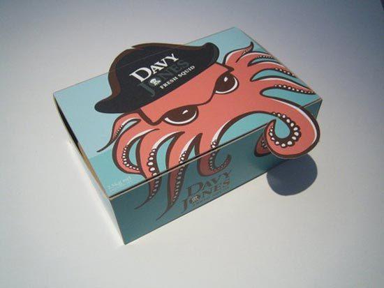 22 Contoh Konsep Desain Kemasan Produk - Konsep Desain Kemasan - Davy Jones Packaging