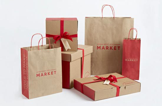 22 Contoh Konsep Desain Kemasan Produk - Konsep Desain Kemasan - West Elm Market