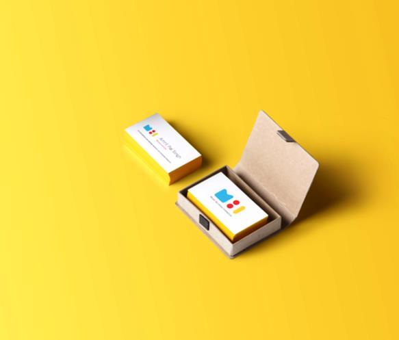 Gambar Desain Kartu Nama Terbaru - Gambar Contoh Desain Kartu Nama - Mister Bumbles Interactive by Amrit Pal Singh