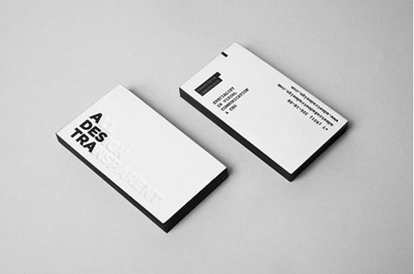 Gambar Desain Kartu Nama Terbaru - Gambar Contoh Desain Kartu Nama - Self Branding by All Design Transparent