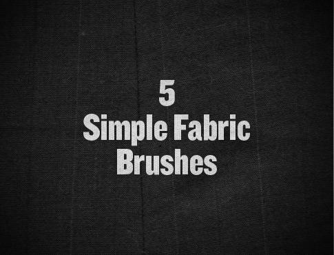 Brush Photoshop Terbaik - Best Photoshop Brush – Simple Fabric Brushes