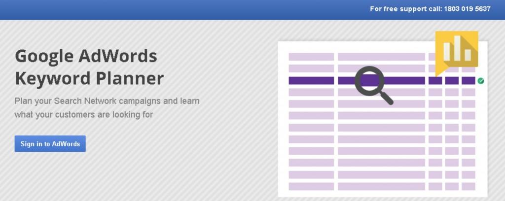 Cara Menggunakan Google Keyword Planner Untuk Riset Kata Kunci 1024x408 Masbadar Com