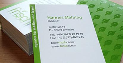 19 Desain Kartu Nama Ini Akan Menginspirasi Anda - Contoh-Gambar-Kartu-Nama-Inspiratif-Hannes-Mehring