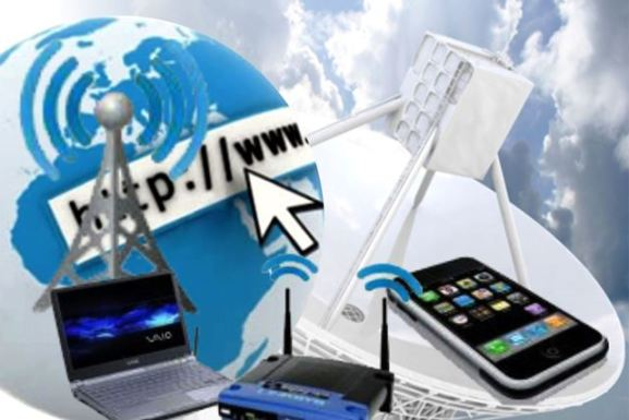 Jenis Jenis Koneksi Internet Wireless