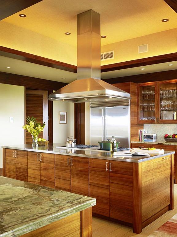 Menentukan Warna Cat Dapur Rumah - CI-Slifer-Design_contemporary-kitchen-design-island