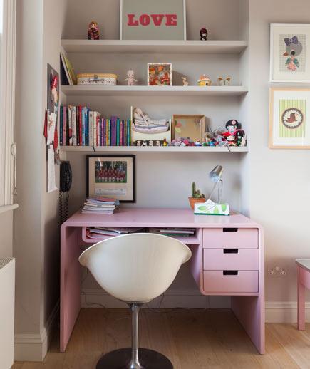 7 Tips Mendesain Kantor di Rumah - Interior kantor rumah - Divide and Conquer